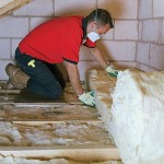 Loft insulation was the most widely adopted measure