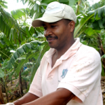 fairtrade banana farmer