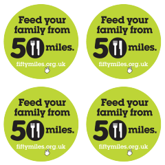 Feed your family from 50 miles