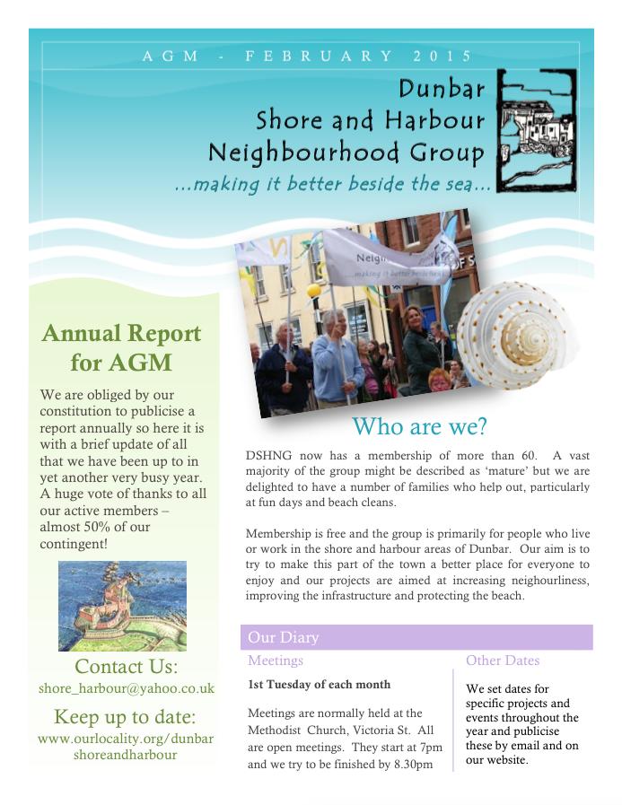 AGM Report 2014:1