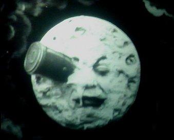 Man in the moon - copyright hellohelen @ Flickr