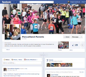 Pencaitland Parents on Facebook - click to check it out
