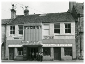 The former Winton Cinema will now be a community trust backed venue.
