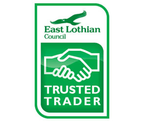 East Lothian Trusted Trader - click to view the companies that have signed up.