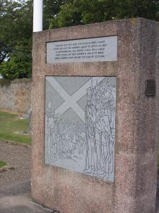 Athelstaneford Memorial