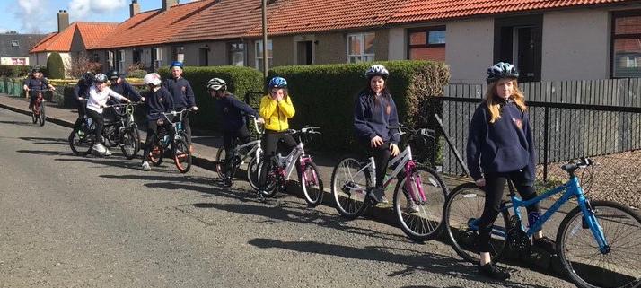 Bikeability awarded bike grant